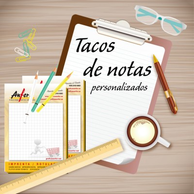 Blocks / Tacos de notas (Ref.: 240-239-238)