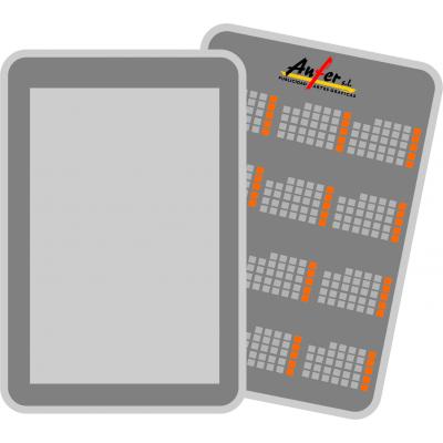 Calendarios de bolsillo personalizado (ref.: 92)