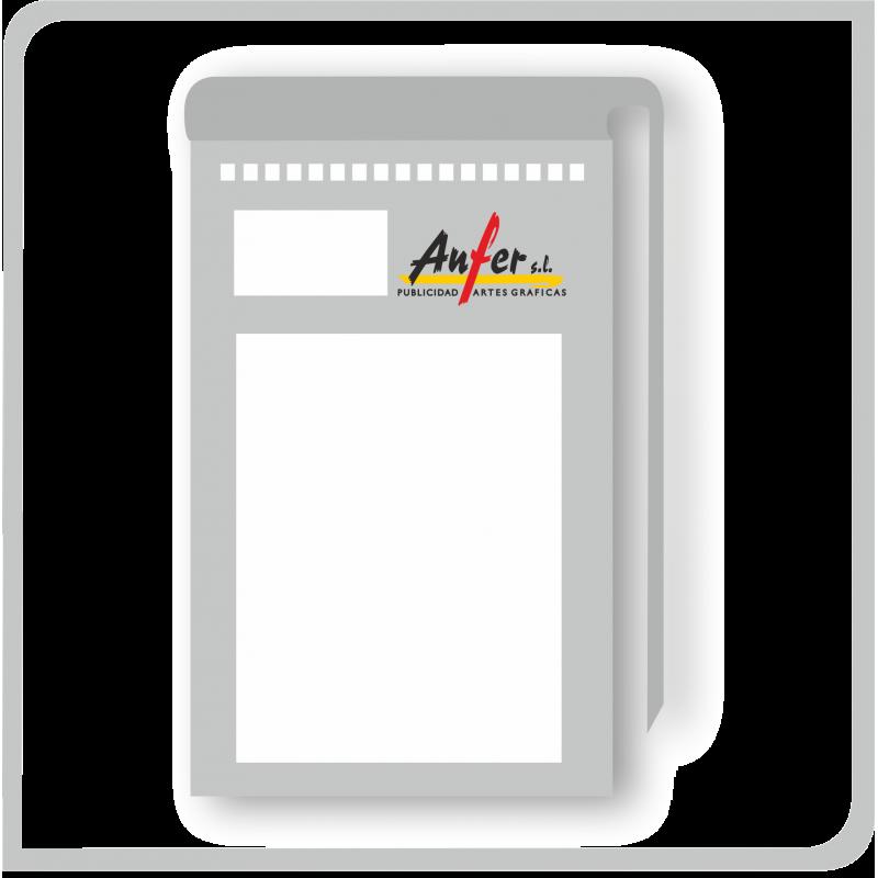 Talonarios con copia (Din A-4) (Ref.: 146-148-154-145-147)